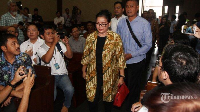 KPK Incar Pihak-pihak yang Menekan Miryam Hingga Mencabut BAP