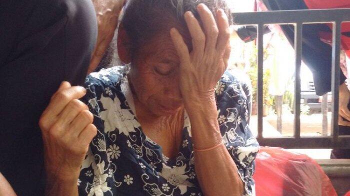 Nenek Ratun Kehilangan Anak, Menantu dan 6 Kerabat yang Tertimbun Longsor