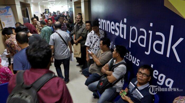 Ini Jumlah Harta Konglomerat yang Dilaporkan Lewat 'Tax Amnesty'