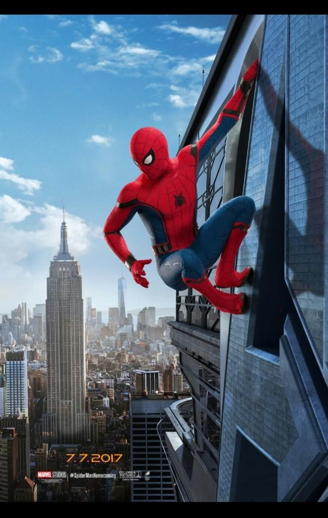 Spider-Man: Homecoming (2017) | Your Friendly Neighbourhood Is Coming Home!