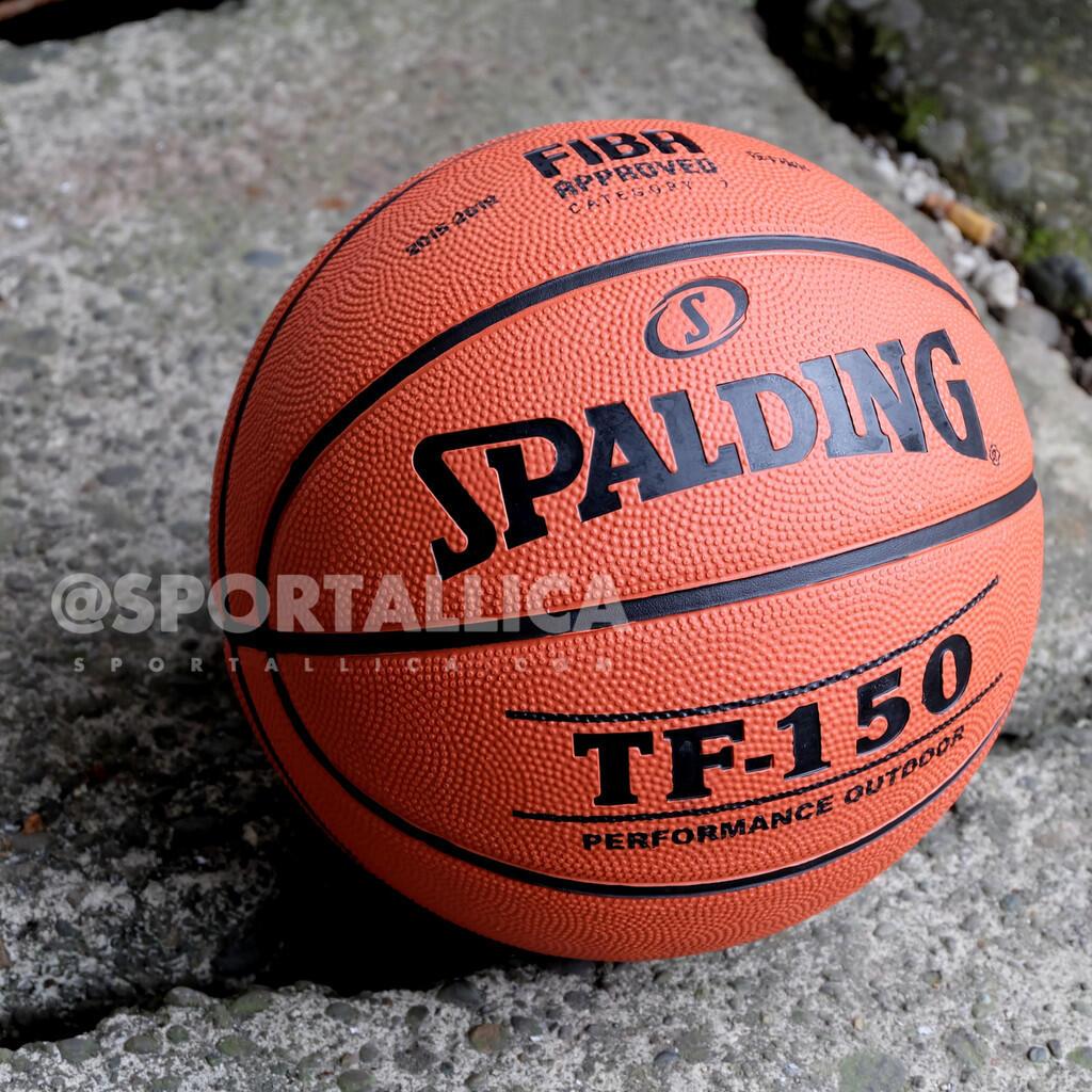 Harga Jual Bola Basket Spalding Sketch Nba Size 7 Rubber Basketball Terjual Original