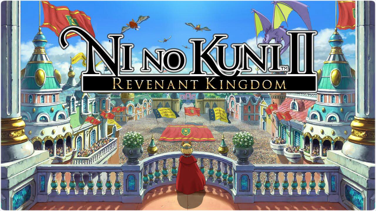 Ni no Kuni II: Revenant Kingdom - Official Thread [PlayStation 4]