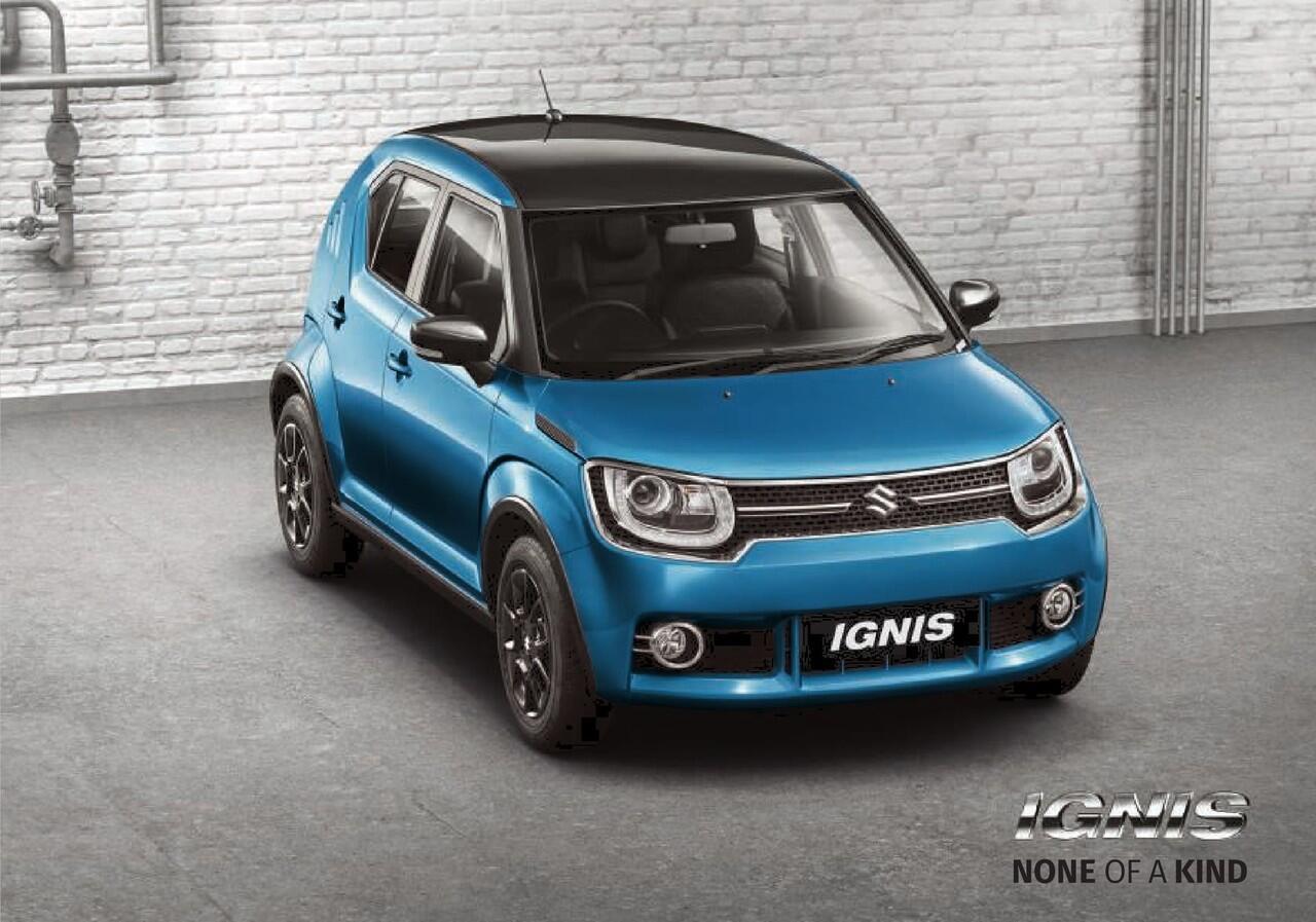 Suzuki Ignis Kaskus