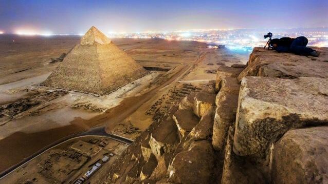 12 Reruntuhan Kota Dunia Paling Populer