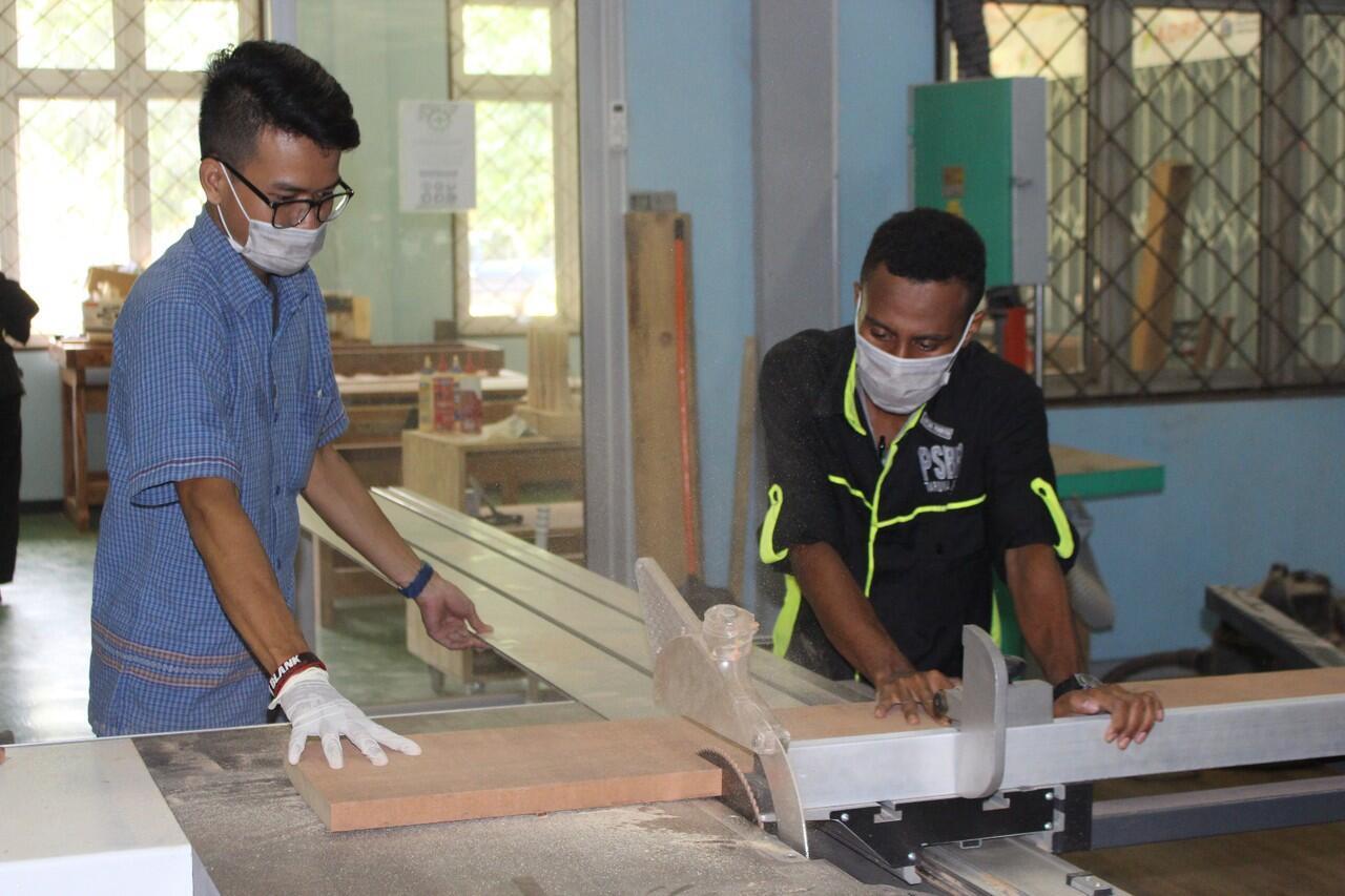 Remaja Bermasalah Sosial DKI akan dapatkan sertifikat pelatihan