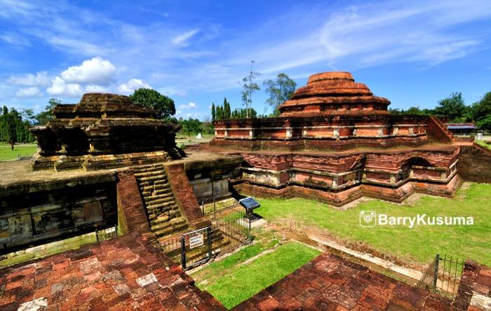 The Temples of Indonesia.