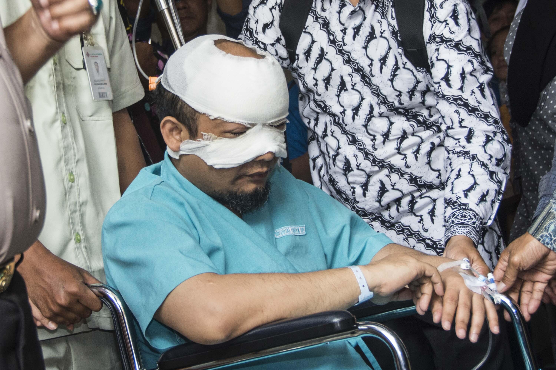 15 Saksi Diperiksa Terkait Teror Terhadap Novel