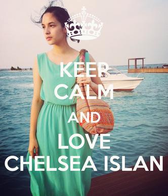 Chelsea Islan raih penghargaan Innovative Young Leader, top banget deh
