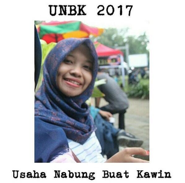12 Meme singkatan UNBK 2017 ini kocaknya bikin ketawa lepas