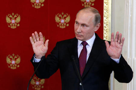 Russia Minta PBB Selidiki Serangan Gas Suriah