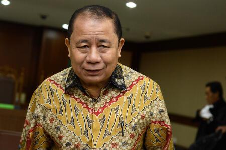 Mantan Kepala BPJN IX Dihukum 6 Tahun Penjara