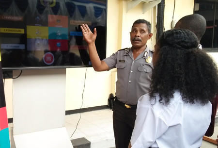 Noken Online, Layanan Terbaru Polres Jayapura Kota