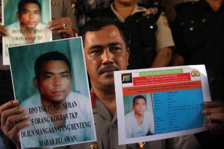 Polda Sumut: Identitas Pembunuh Satu Keluarga Telah Diketahui