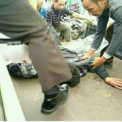 (Lokal) Laka Lantas Jalan Lintas Sumatera, Lampung