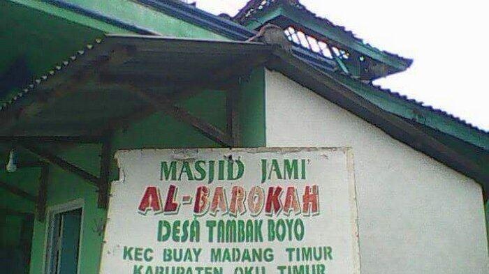 Disambar Petir Tiga Kali, Begini Kondisi Masjid AL Barokah