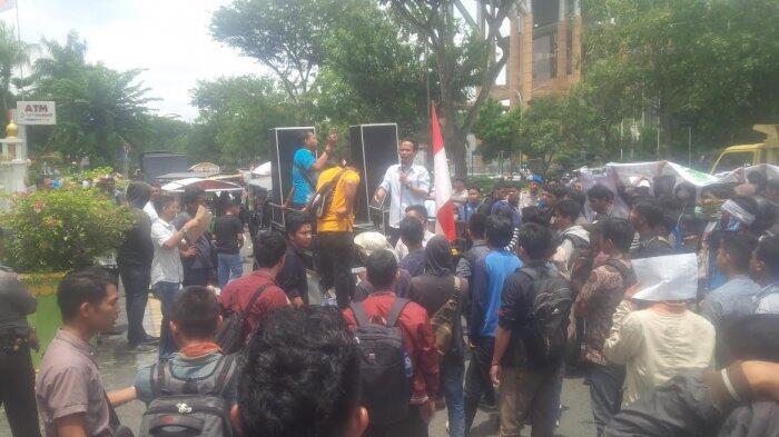 Geruduk Ditkrimus Polda Riau dan Kejati Riau Bawa Isu Dugaan Korupsi Pembangunan RTH