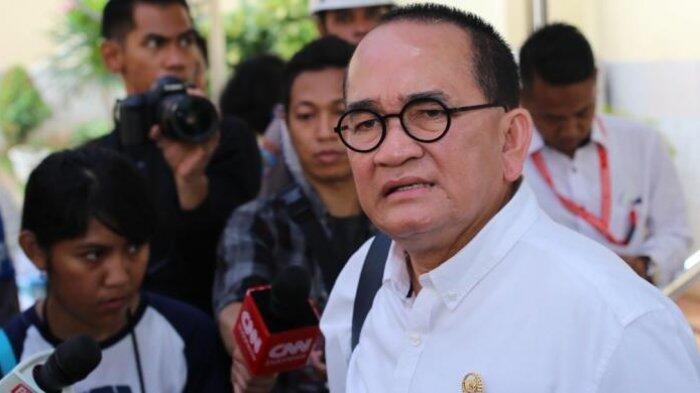 Nama Ruhut Sitompul Disinggung dalam Rapat, Anggota Komisi III DPR Tertawa