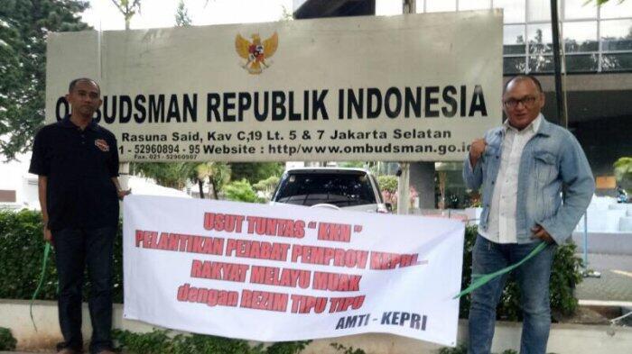 DPD AMTI Kepri: Jangan Datang ke Kepri, Sekdanya Primordialisme, Ngeri!