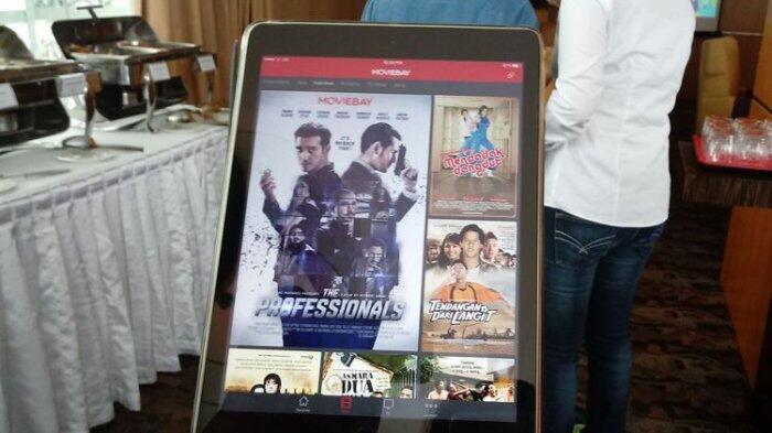 Cukup Rp 2.000, Pelanggan Tri Bisa Nonton Film Sepuasnya di Aplikasi MovieBay