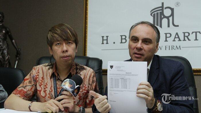 PSSI Dalami Pembayaran Cek Palsu PBR kepada Darko Janakovic