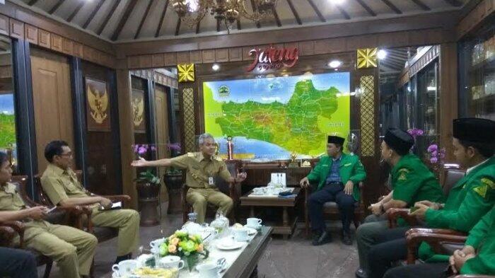 Teroris Tuban dari Jateng, Gubernur Jateng: Kiai Ampuh Banyak Banyak Juga