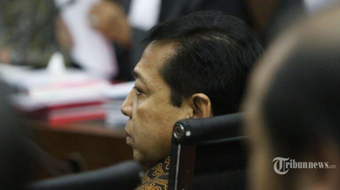 Jokowi Tanggapi Protes DPR soal Pencekalan Setya Novanto ke Luar Negeri