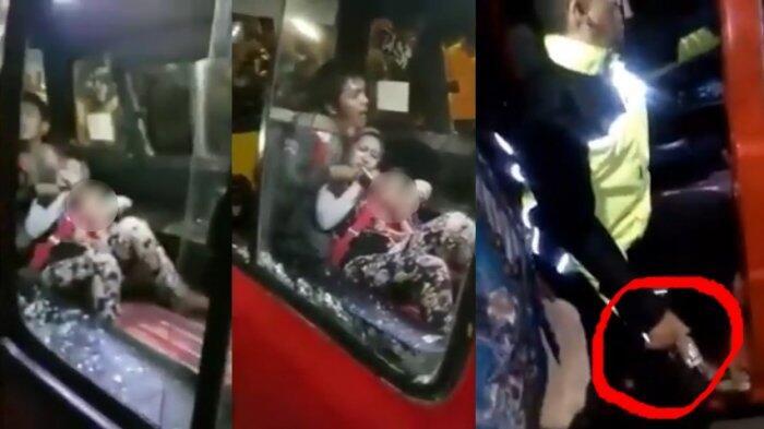 Ini Tips dari Kepolisian Hindari Perampokan dalam Angkot