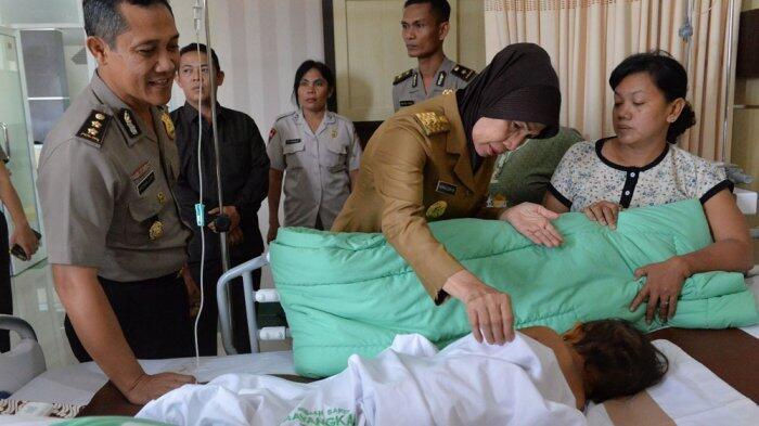 Kondisi Balita Kinara Setelah Lima Keluarganya Dibantai Andi Lala