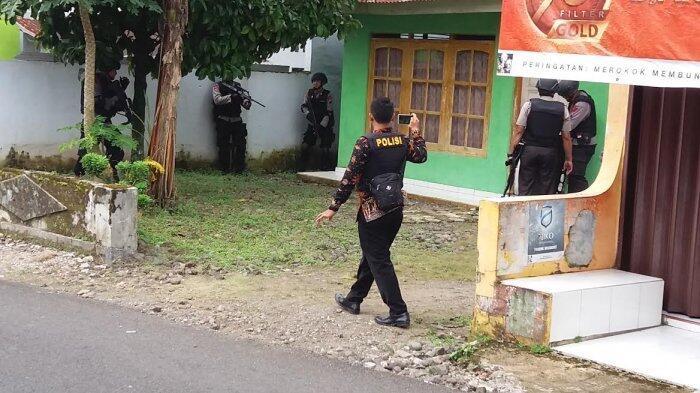 Ibnu Teriak Thagut saat Serang Polres Banyumas