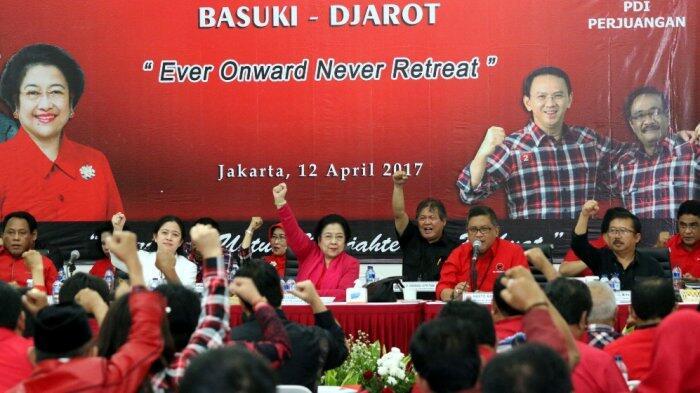 Megawati: Hak Pemilih Lebih Tinggi dari Kewenangan Petugas di Lapangan