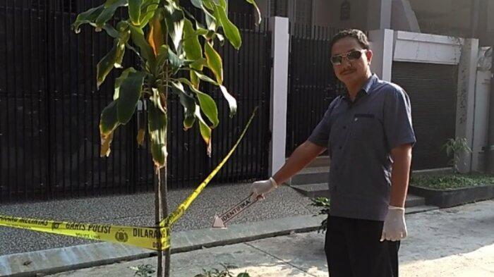 Polisi Lakukan Pemeriksaan Ulang di TKP Novel Disiram Air Keras