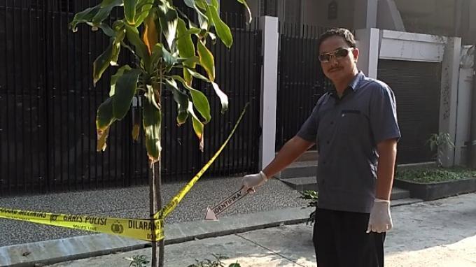 Polisi Periksa Ulang Lokasi Penyiraman Air Keras Novel Baswedan