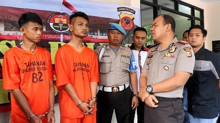 Perampok Sopir Taksi Online di Tol Jagorawi Diringkus dalam Tempo 24 Jam