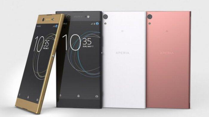 Baru Sekarang Sony Xperia XA1 Berkamera 23 Megapiksel Dirilis
