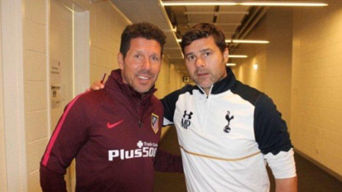 Diego Simeone dan Mauricio Pochettino Layak Jadi Pelatih Argentina
