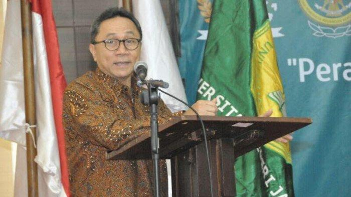 Ketua MPR: Pendidikan Pancasila Harus Menjadi Pelajaran Utama