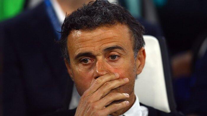 Luis Enrique: Barcelona Seperti Kapal Karam, Saya Kesulitan Mengendalikan