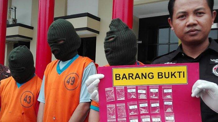 Mengaku Anggota Mabes Polri, Pengedar Narkoba di Samarinda Aman Beroperasi 4 Tahun