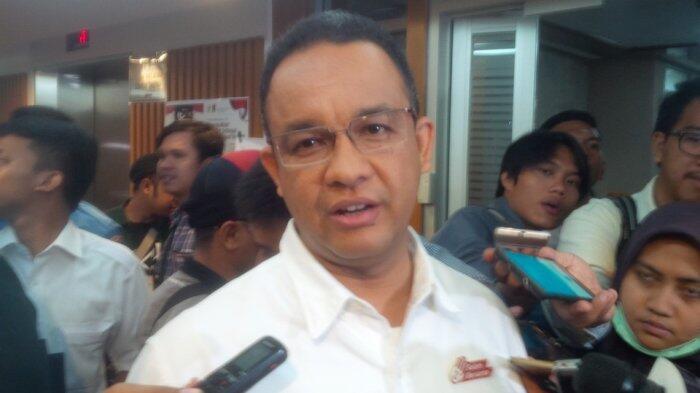 Anies Mengaku Masih Temui Warga Jakarta Kelaparan