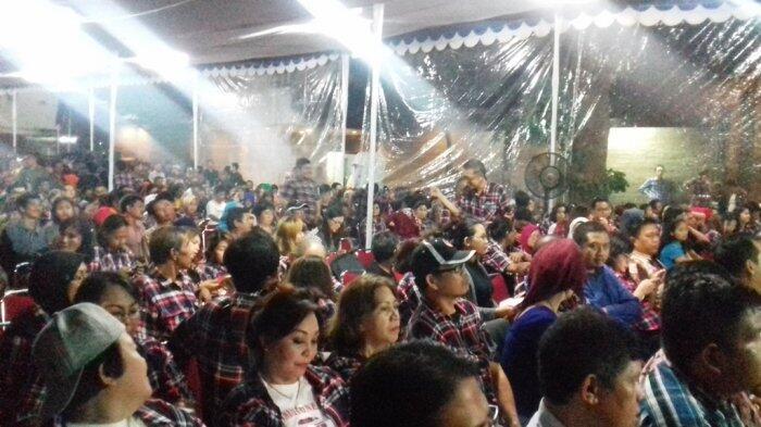 Anies Diteriaki Pendukung Ahok-Djarot: Udah Pak Anies, Jadi Motivator Aja