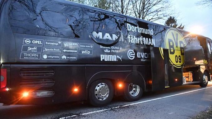 Fakta-fakta Insiden Bom yang Menghantam Bus Borussia Dortmund