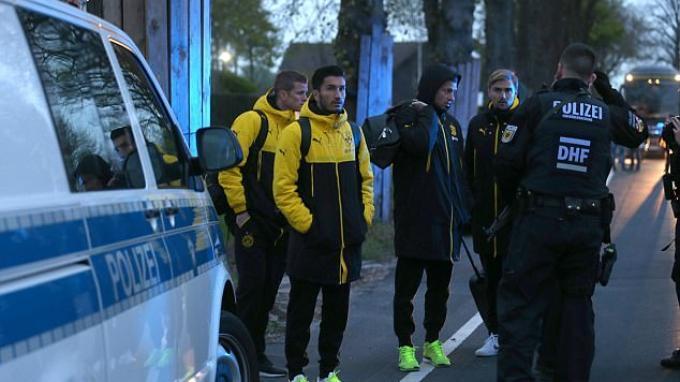 Pemain Borussia Dortmund Trauma Setelah Bus yang Mereka Tumpangi Dibom