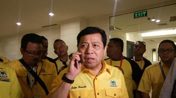 Buntut Pencegahan Setnov oleh KPK, Wacana Pergantian Ketua Umum Golkar Kembali Muncul