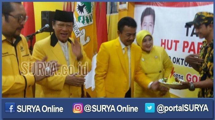 Golkar Jatim akan Dukung Jokowi pada 2019