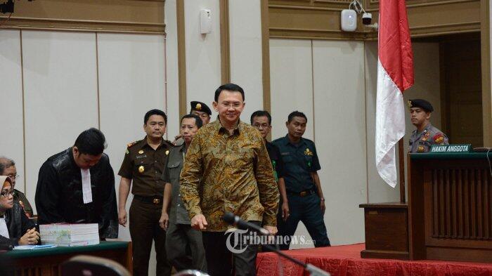Sidang Tuntutan Ditunda, Politikus PKS Simpulkan Negara Lindungi Ahok