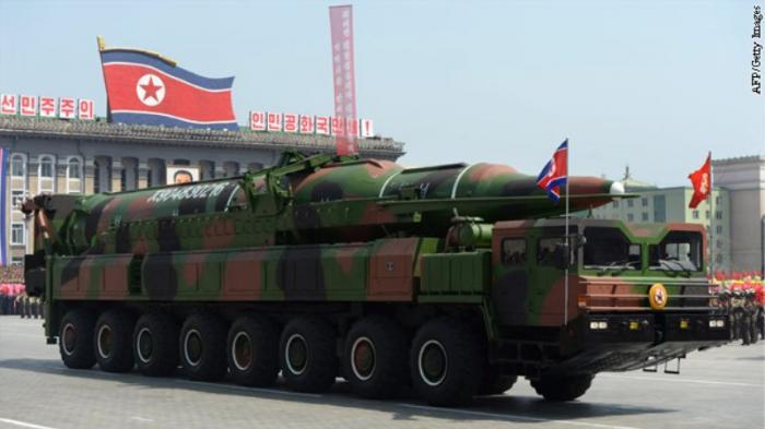 Semenanjung Korea Memanas! Kapal-kapal Perang AS Bergerak ke Utara