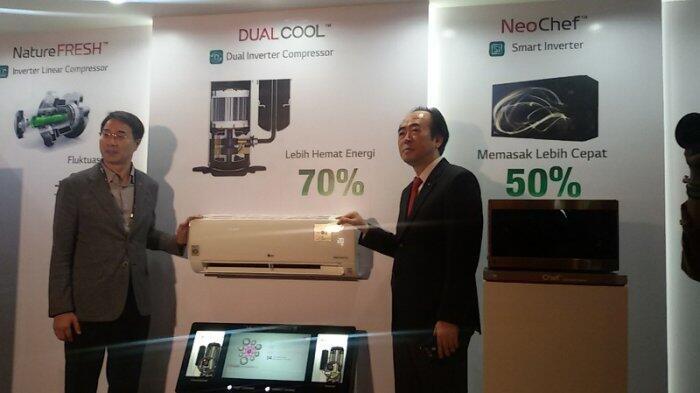 Hadirkan Produk Inverter, LG Dukung Kampanye Pemerintah 10 Persen Hemat Energi