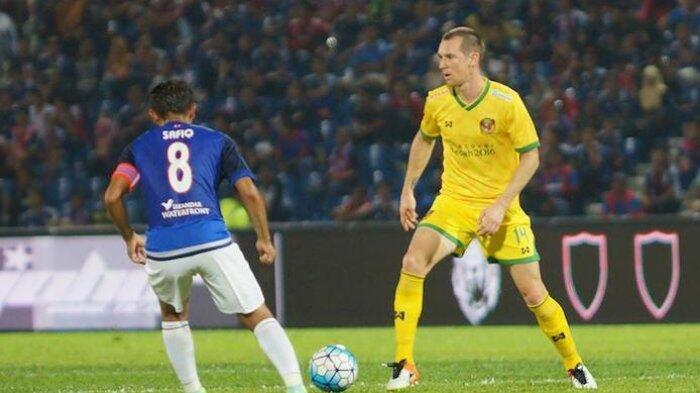 Pelatih Borneo FC Senang dengan Bergabungnya Shane Smeltz