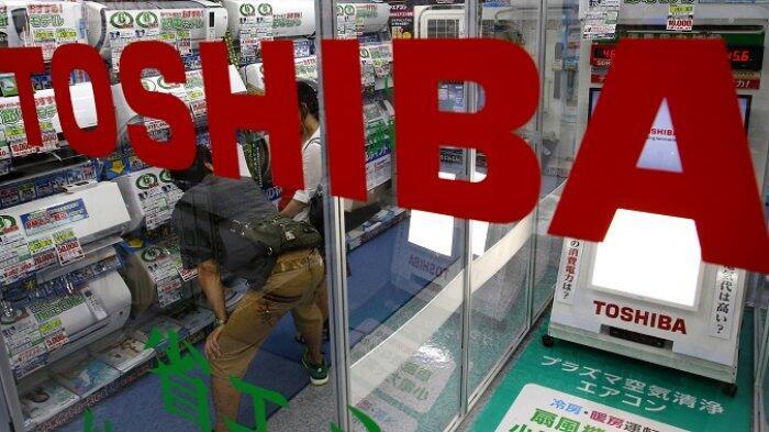 Foxconn Berniat Miliki Toshiba dengan Mahar Rp 359 Triliun
