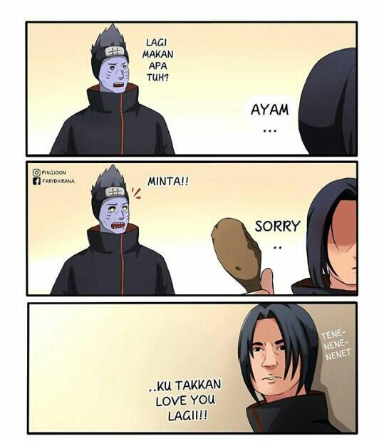 Meme Lucu Naruto Shippuden Bikin Ngakak Gan